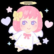かわいい天使のイラスト